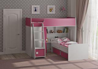 Двухъярусная кровать Легенда 42.2.2