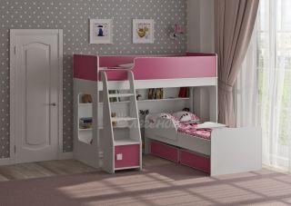 Двухъярусная кровать Легенда 42.3.2