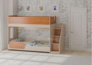 Двухъярусная кровать Легенда 43.4.1 эконом