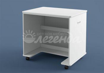 Стол Л-02 белый