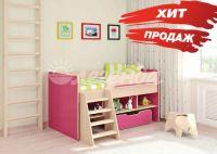 Детская кровать от 3 лет Легенда 6