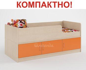 Детская кровать от 3 лет Легенда 35