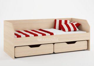 Детская кровать от 3 лет Легенда 13.1