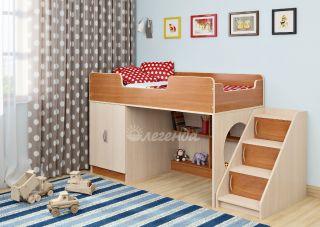Детская кровать от 3 лет Легенда 2.4