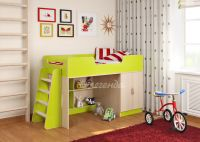 Детская кровать от 3 лет Легенда 2.1