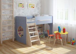 Детская кровать от 3 лет Легенда 22.1