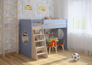Детская кровать от 3 лет Легенда 26.1