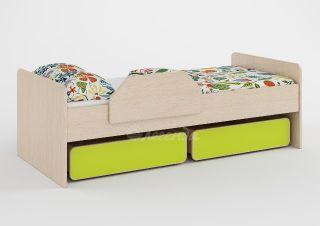 Детская кровать от 3 лет Легенда 27