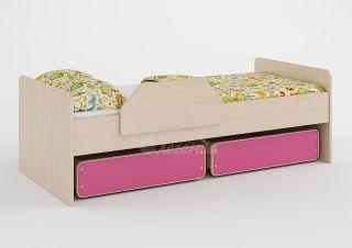 Детская кровать от 3 лет Легенда 27.1