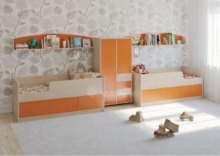 Двухъярусная кровать Легенда 35.1