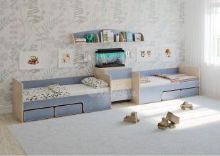 Двухъярусная кровать Легенда 40.1