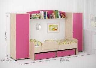 Детская комната Легенда №20