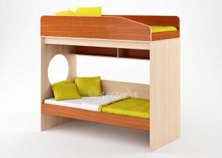 Модуль двухъярусной кровати Легенда 10