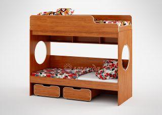 Модуль двухъярусной кровати Легенда 7