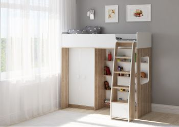 Кровать чердак Легенда A601.1