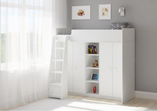 Кровать чердак Легенда E601.1