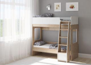 Двухъярусная кровать Легенда D601.1