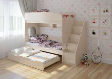 трехъярусные кровати