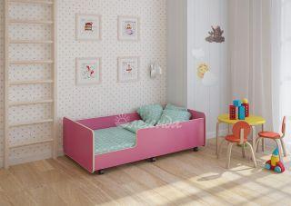 Выдвижная кровать на колесиках Легенда 24