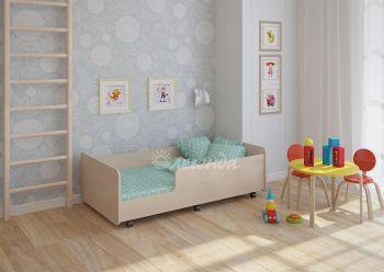 Выдвижная детская кровать Легенда 24
